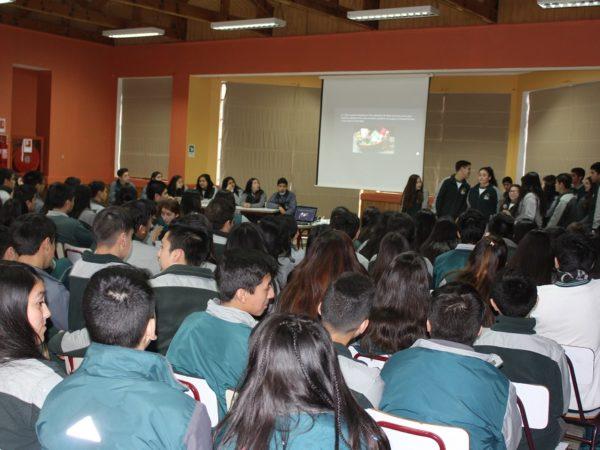 Debate para elegir nuevo Centro de Alumnos