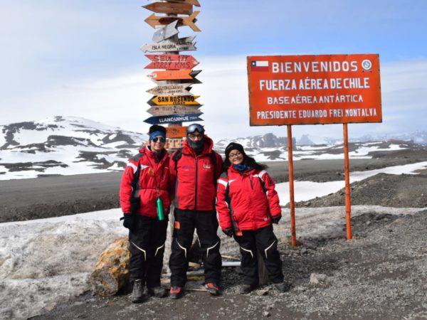 Viaje a la Antártica Chilena
