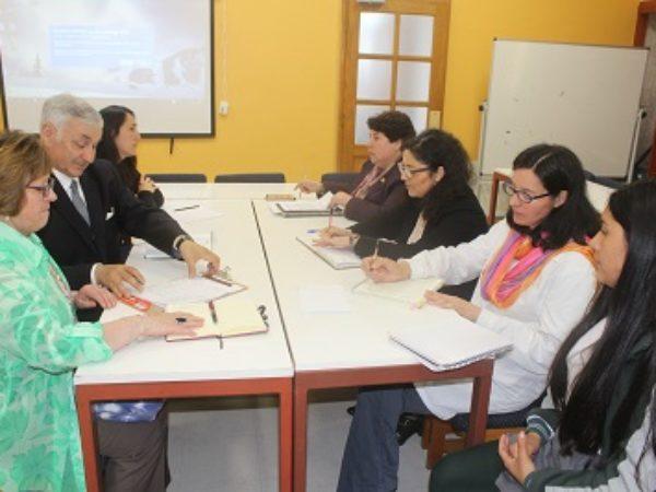 Reunión Consejo Escolar